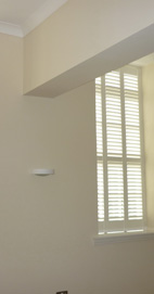 Plantation Shutters - St Annes Full Height - Pure White