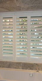 Plantation Shutters – Manchester Bathroom Shutters