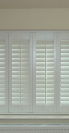 Plantation Shutters – Manchester Phoenix Shutters – Multi Panels