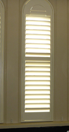 Plantation Shutters – Manchester Phoenix Shutters – Kitchen Arches