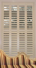 Plantation Shutters – Manchester Bay Window Shutters
