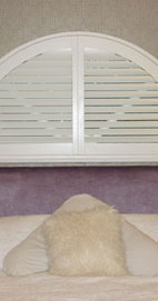 Plantation Shutters - Manchester Bedroom Shutter