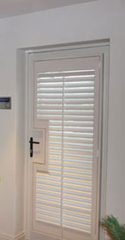 Plantation Shutters - Manchester Farrow & Ball Custom Colour