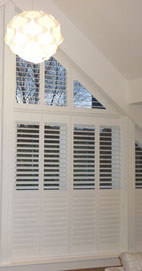 Plantation Shutters - Manchester Floor to Ceiling Shutter