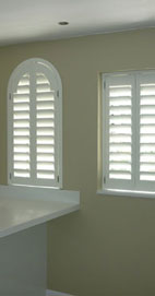 Plantation Shutters - Manchester Kitchen Shutters